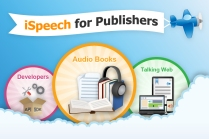 iSpeech for Publishers
