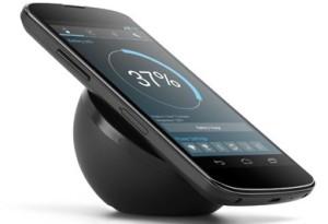 Nexus 4 charging orb