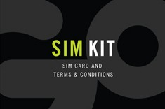 GoSmart T-Mobile prepaid SIM kit