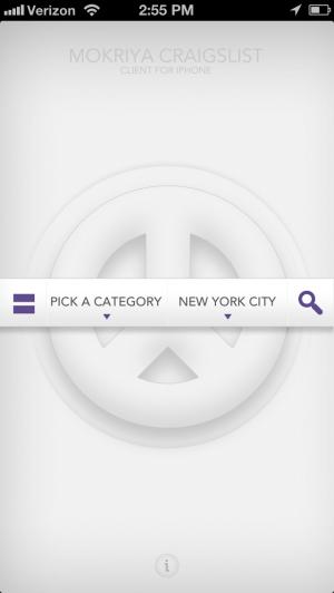 Mokriya Craigslist app 3