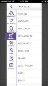 Mokriya craigslist app 2