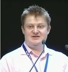 Robert Jenkins, CTO of Cloud Sigma.