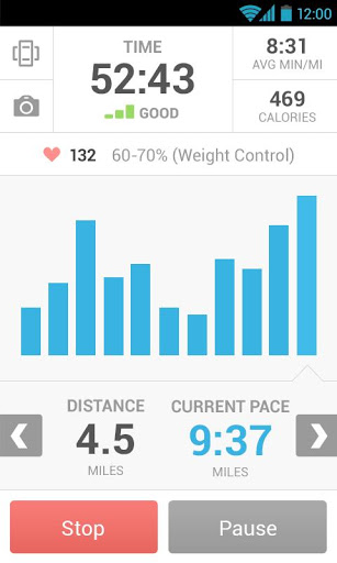 RunKeeper 3 for Android