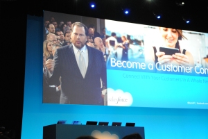 salesforce marc benioff screen