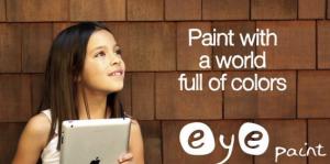 Curious Hat eye paint technology