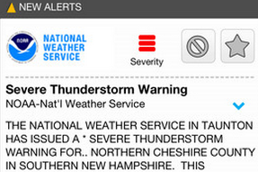 Ping4 mobile emergency alerts
