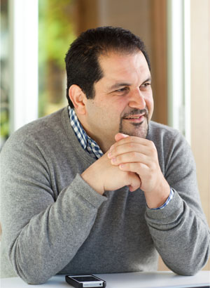 Shervin Pishevar is leaving Menlo VC to start Sherpa, a startup foundry