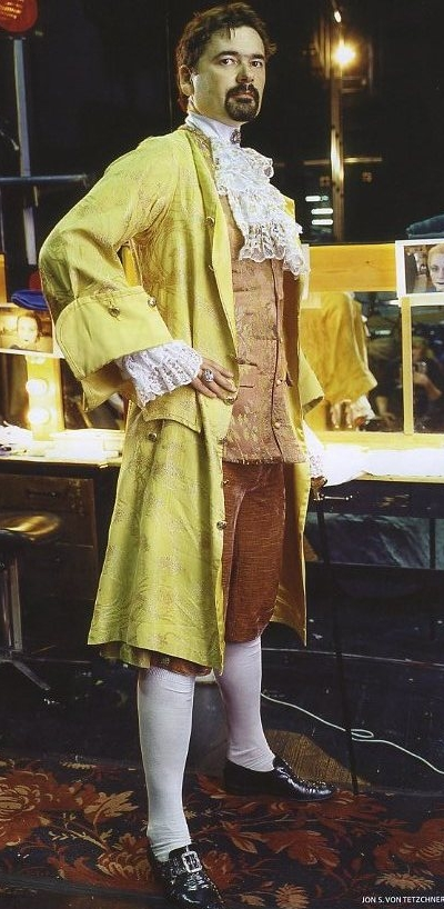 A rare opportunity to show this old picture of Jon von Tetzchner, scanned from Opera promotional material circa 2008