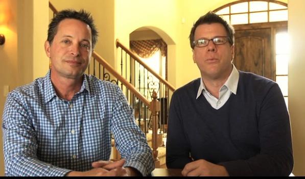 UBE founders Glen Buchers and Utz Baldwin.