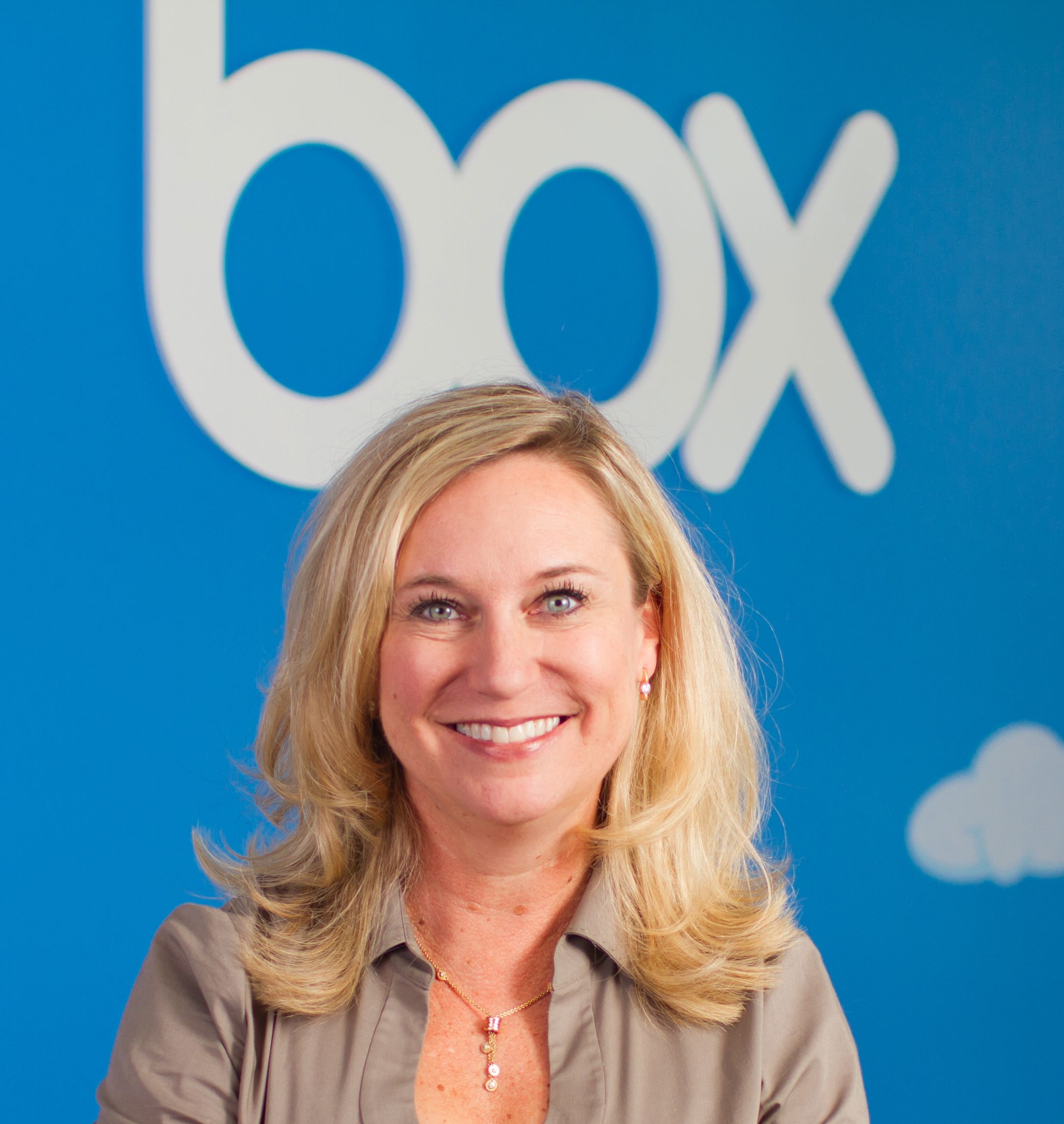 Whitney Bouck, Box's enterprise general manager