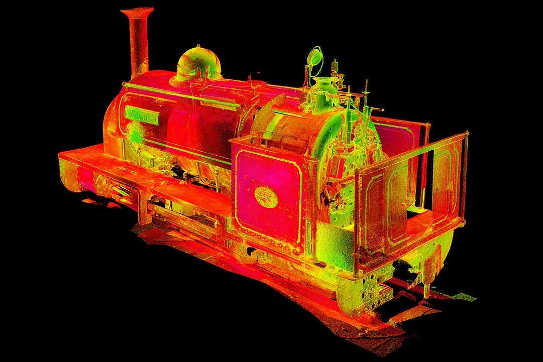 Winifred the locomotive