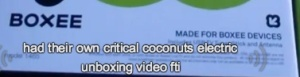 YouTube's automatic captions: not always that accurate.