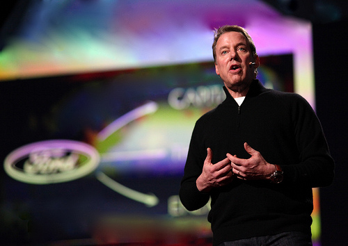 Bill (William) Ford, executive chairman, Ford Motor