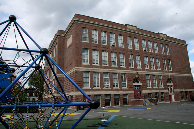 Boston elementary school