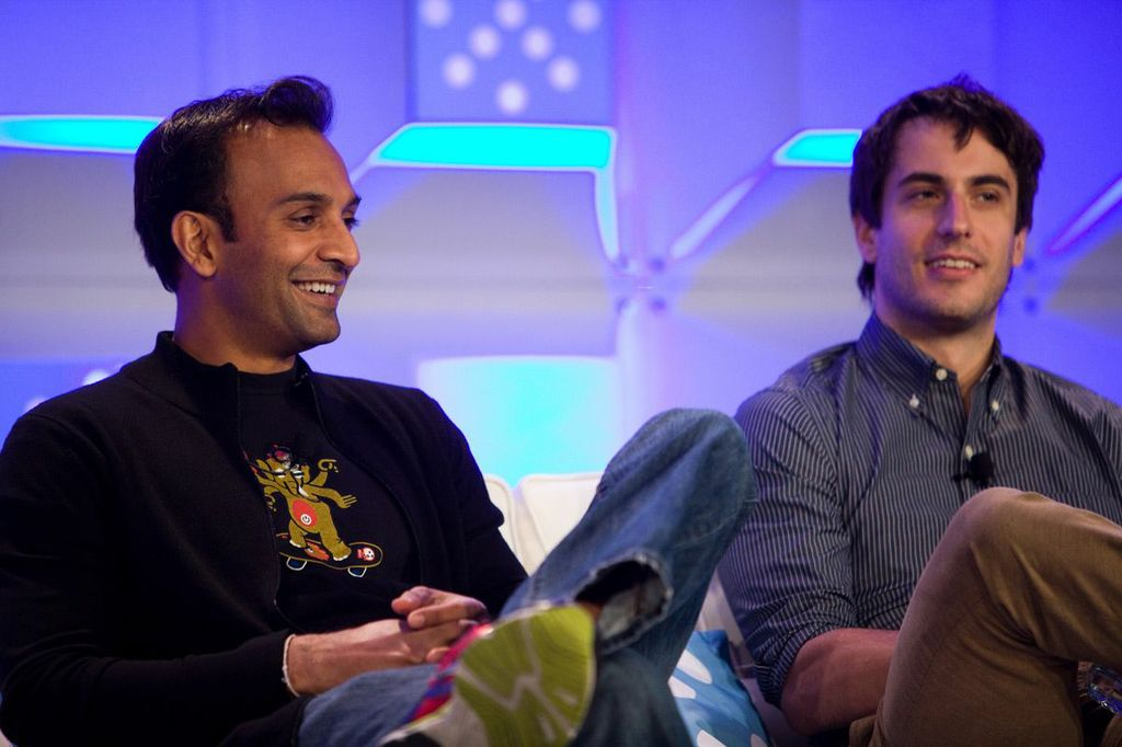 DJ Patil Greylock Ventures Jeff Hammerbacher Cloudera Structure Data 2013