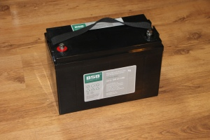 basic lead acid battery