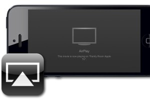 AirPlay from iPhone