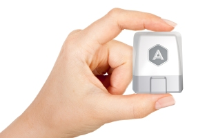 Automatic's Link device plugs in to the on-board diagnostic port of every car sold in the United States since 1996.