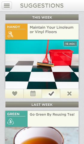 brightnest cleaning app