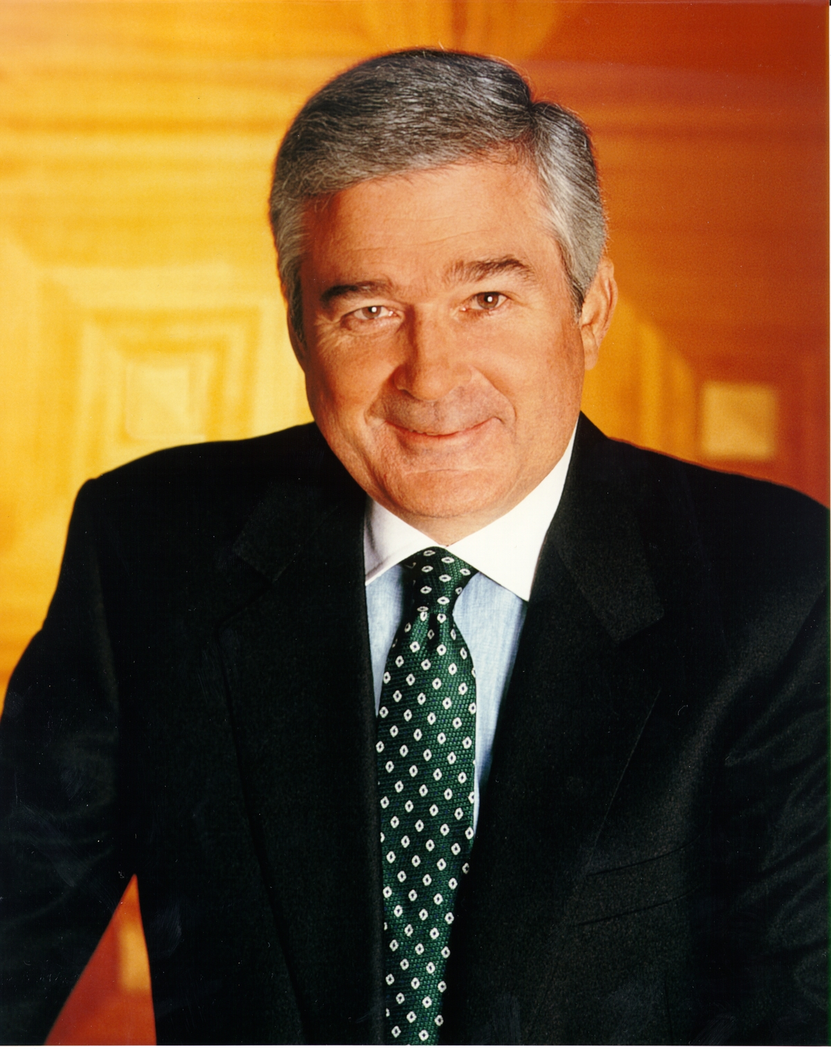 Former IBM CEO and Chairman Louis Gerstner.