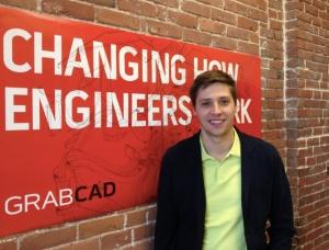GrabCAD founder Hardi Weybaum.