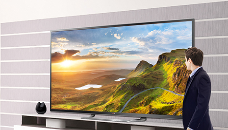 LGs 4K TV. Try to get that past your bandwidth cap.