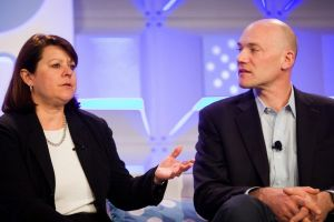 Ron Bodkin Think Big Analytics Ann Neidenbach The NASDAQ OMX Group