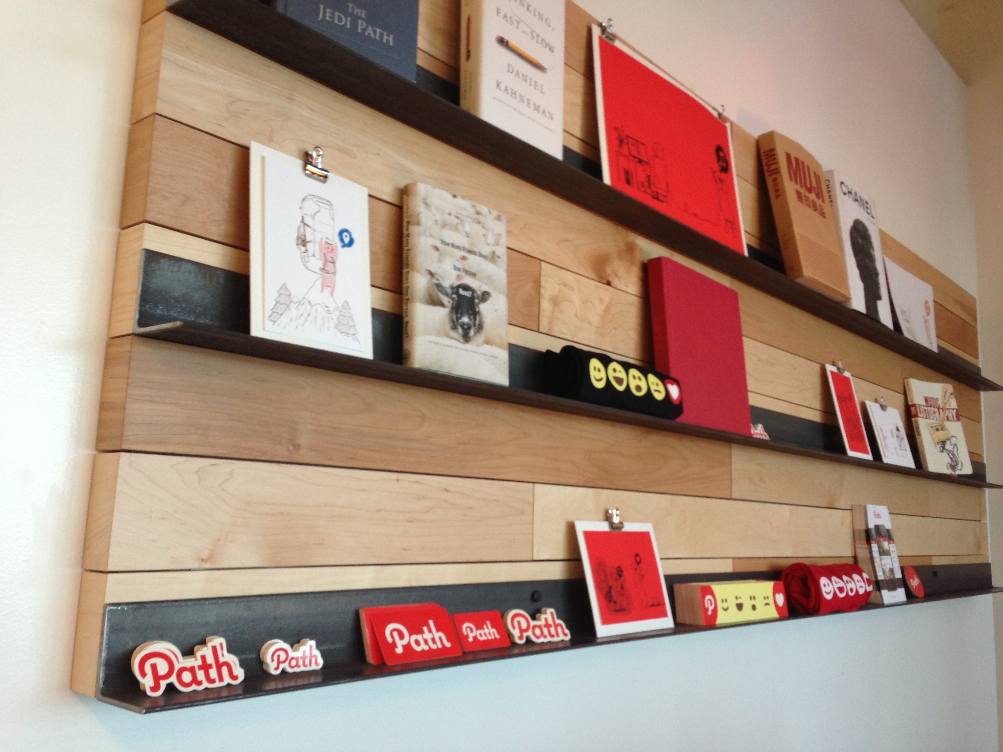 Path offices design