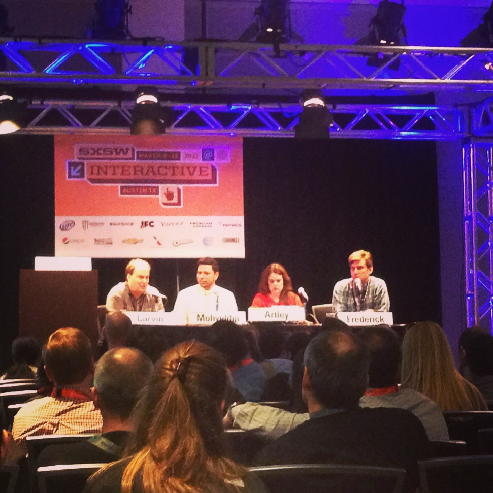 Andy Carvin Ayman Mohyeldin CNN Twitter SXSW crowdsourced news
