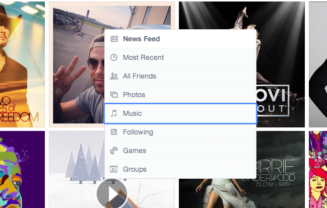 Facebook News Feed Redesign March 2013