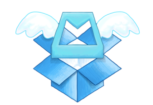 Dropbox + Mailbox