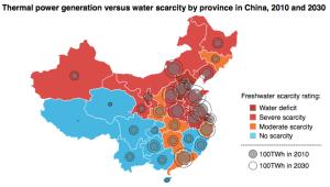 China power plants