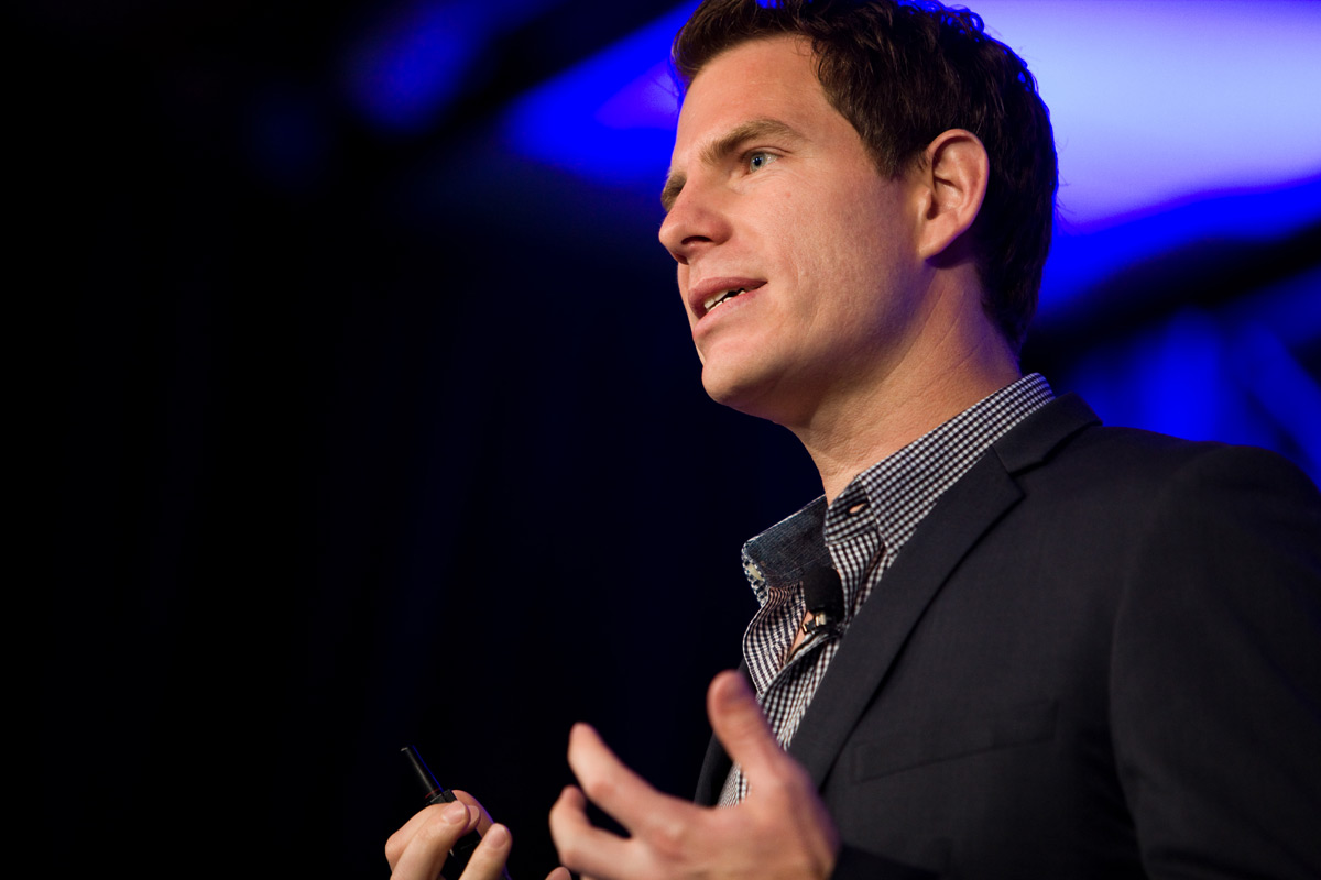 Sean Gourley, Co-Founder and CTO, Quid Structure Data 2013 Albert Chau / itsmebert.com