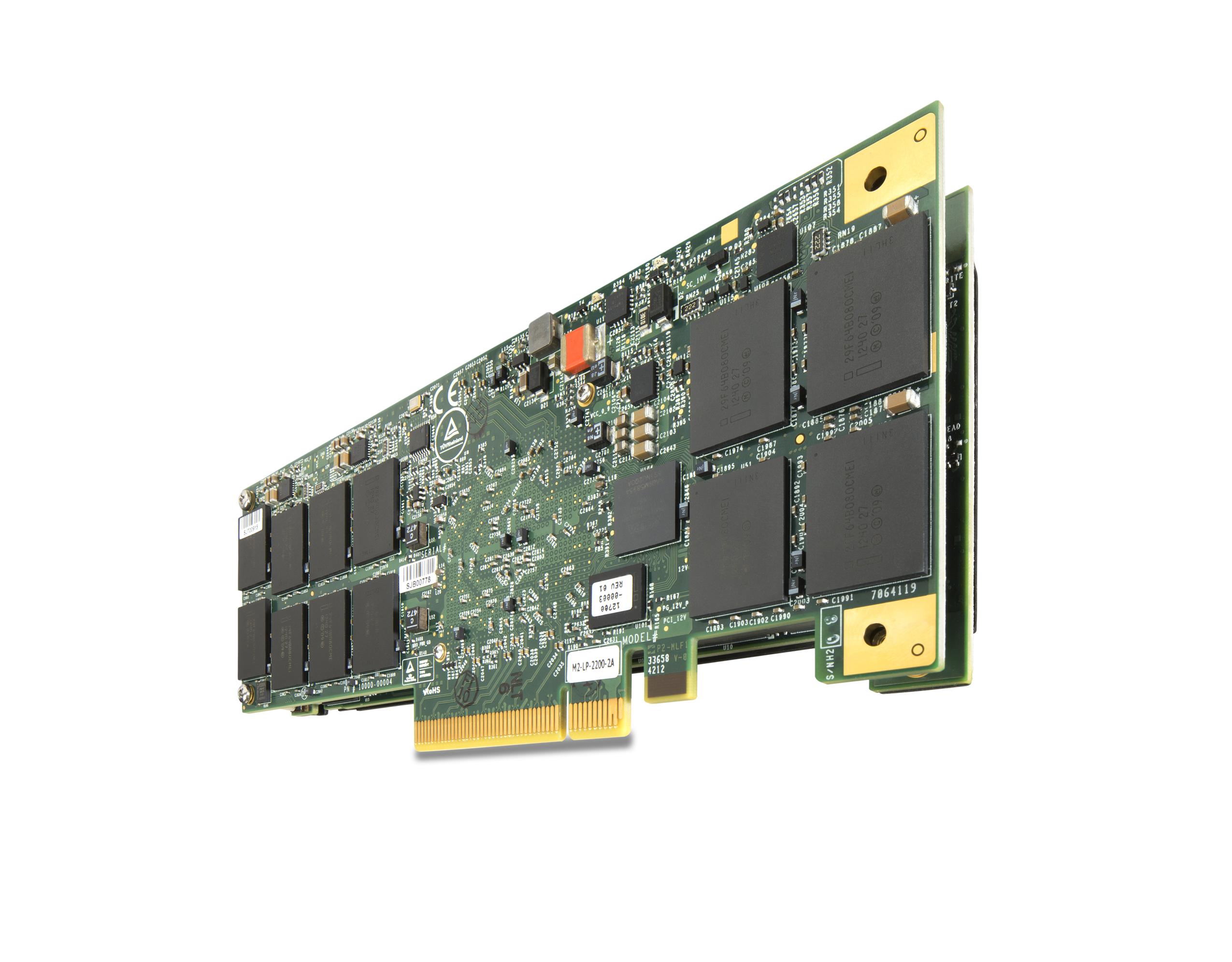 EMC XtremSF flash memory card