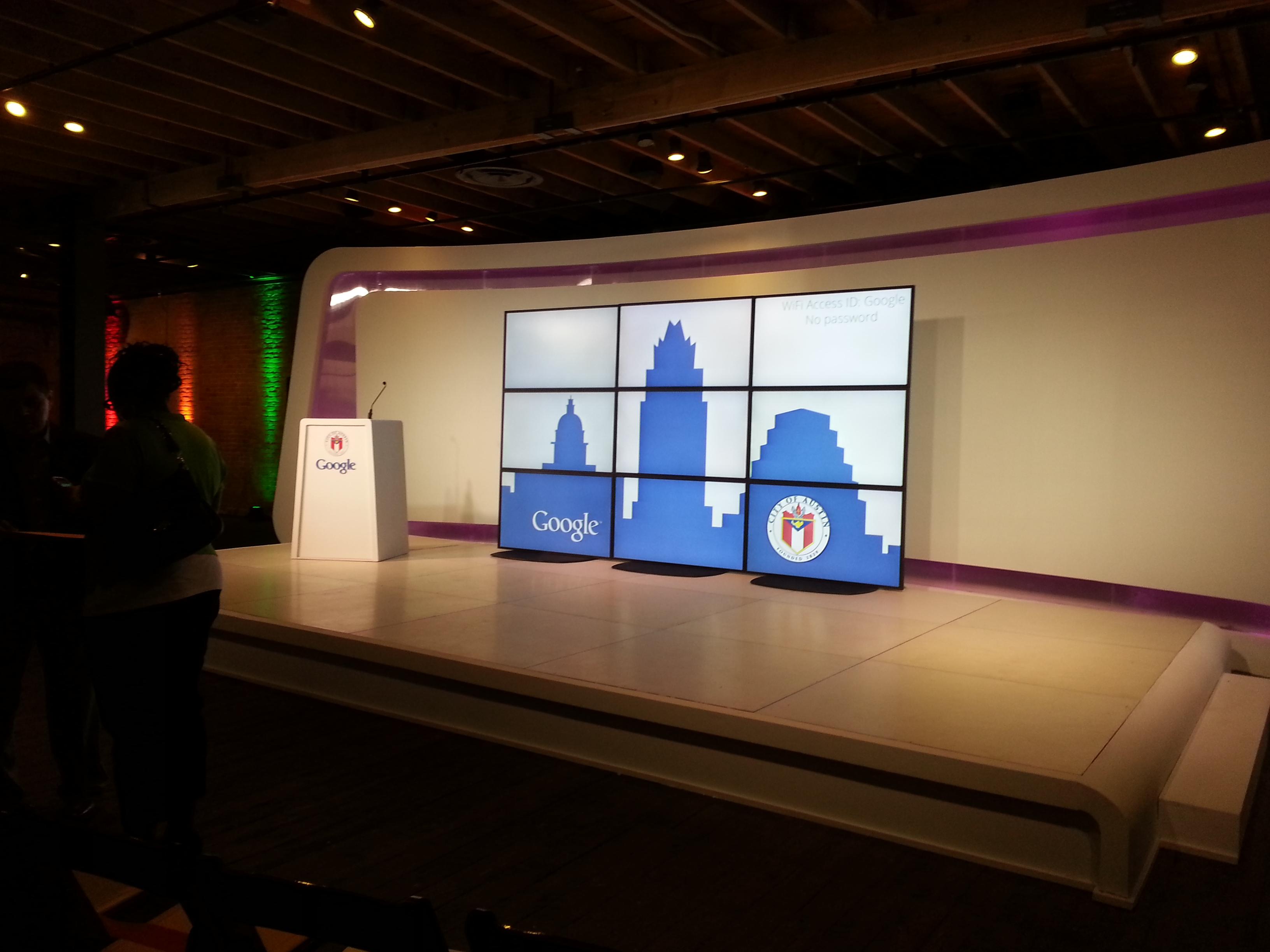Austin Google Fiber Launch