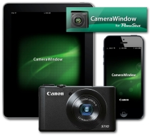 Canon Camera Window