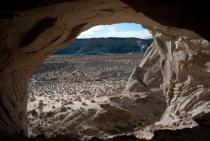 cave desert