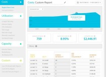 cloudability custom report