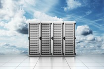 clouds & servers photo