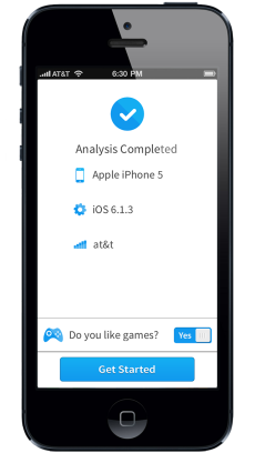 Device Analysis - Drippler iOS