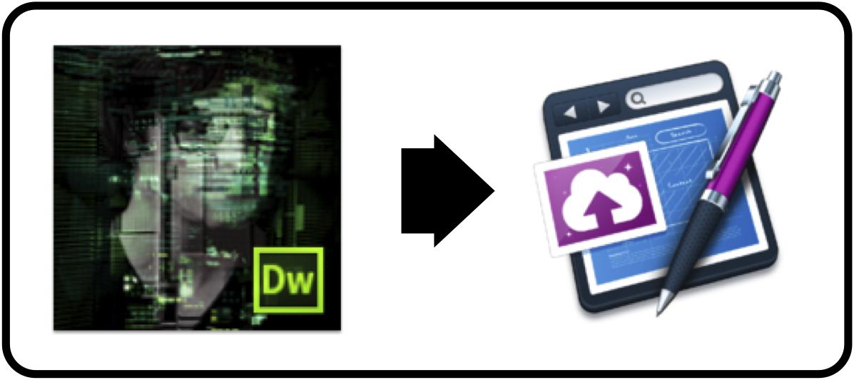 DreamWeaver to Realmac's RapidWeaver