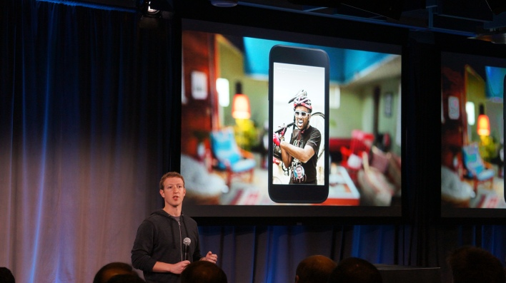 Why Facebook Home bothers me: It destroys any notion of privacy.