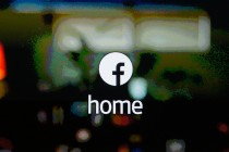 Facebook Android Home