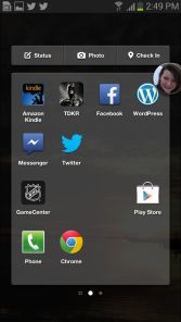 Facebook+Home+launcher
