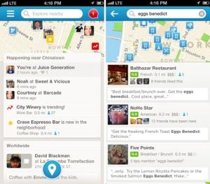 foursquare today