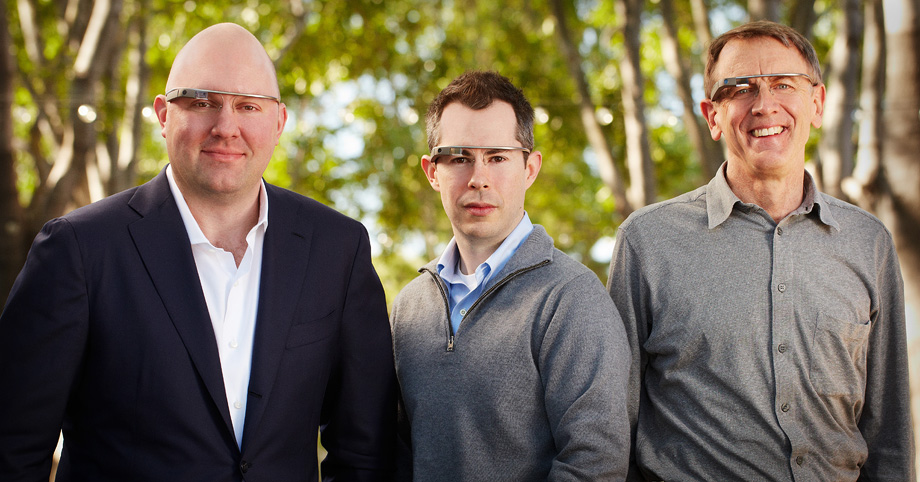 Marc Andreessen, general partner at Andreessen Horowitz, Bill Maris, managing partner at Google Ventures, and John Doerr, general partner of Kleiner Perkins Caufield & Byers, team up to form the Glass Collective.