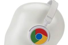 Google Chrome Headphones