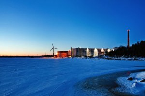 Google Hamina data center, Finland