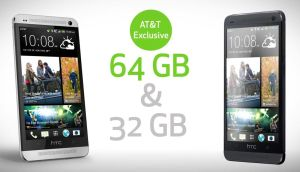 HTC One 64 GB AT&T
