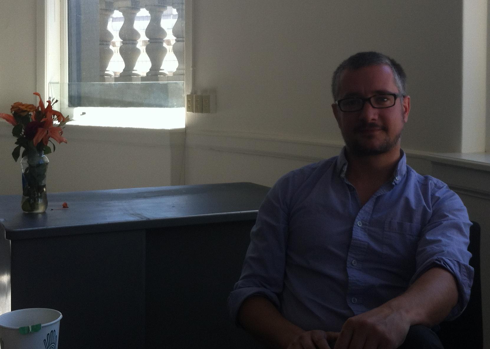 Idibon CEO Rob Munro